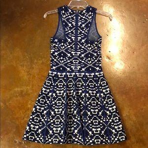 Parker Dresses - Parker patterned racerback dress